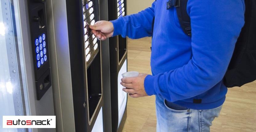 Conoce las máquinas vending para colegios con Autosnack