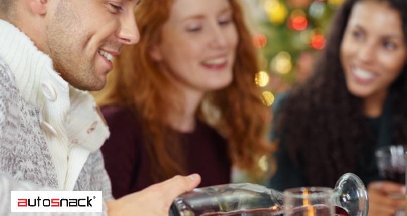 ¡Navidad sabe a AutoSnack!