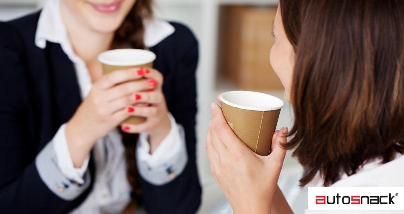 Razones para tomar café con Autosnack