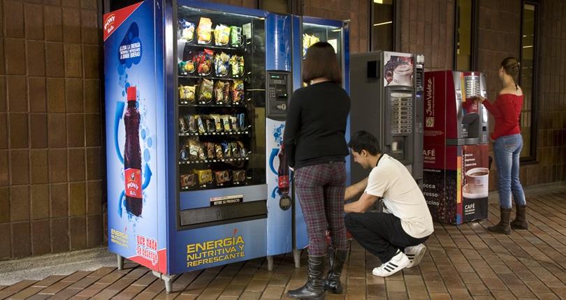 Conoce las ventajas de contar con una máquina expendedora automática en tu empresa.