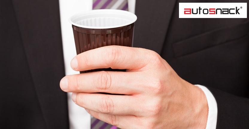 Elige bien la expendedora de café para tu oficina