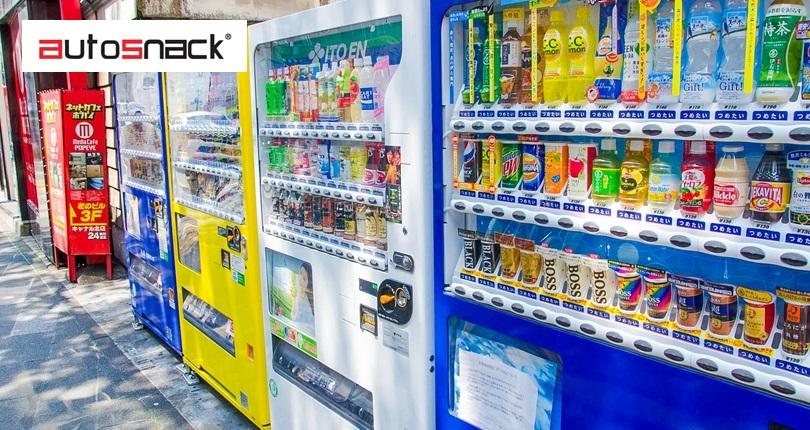Los mejores snacks y las máquinas más eficientes con Autosnack