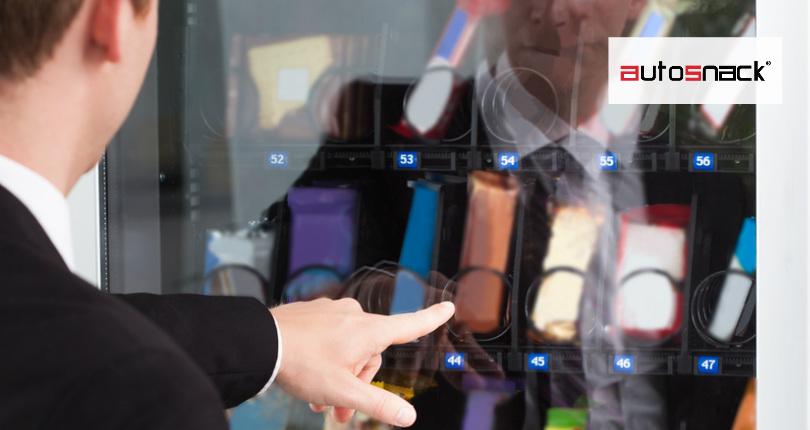 Las máquinas dispensadoras en Colombia