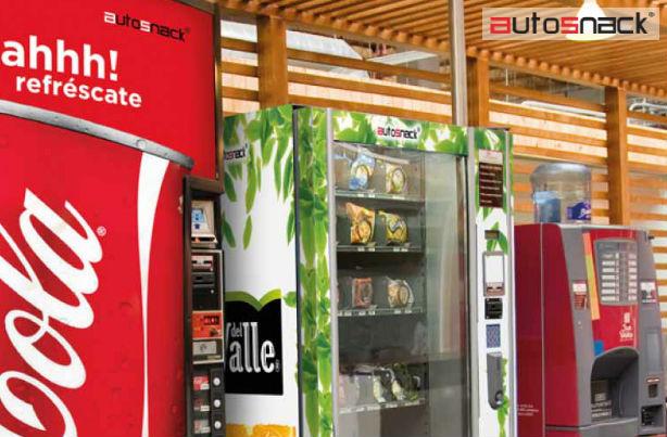 La publicidad en máquinas vending es efectiva y económica.