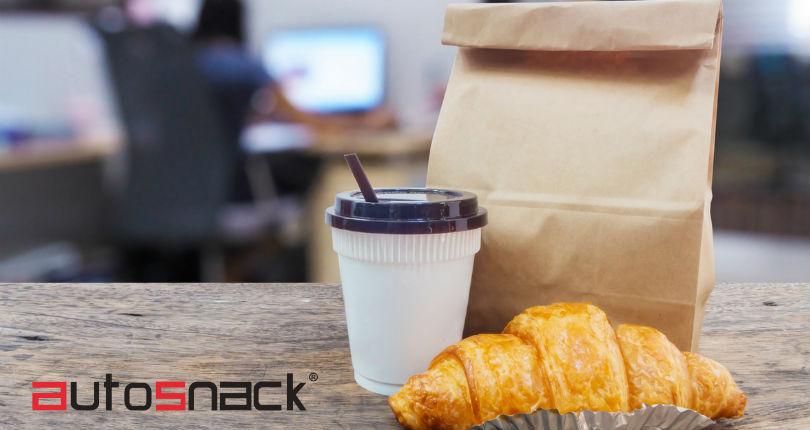 Mantén energías todo el día con AutoSnack