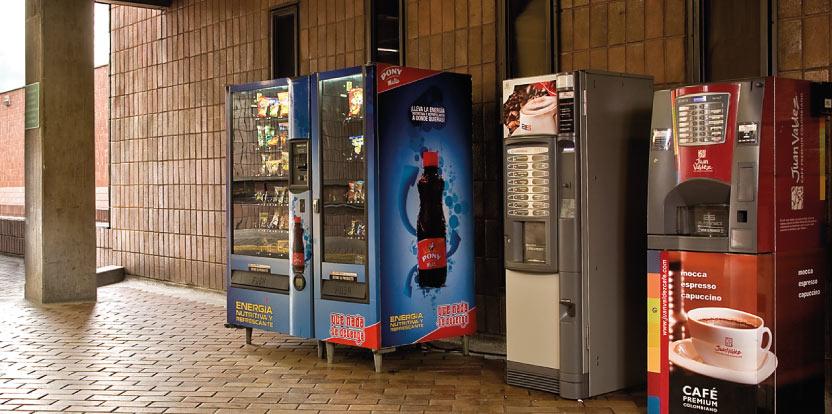 AutoSnack solución vending corporativo
